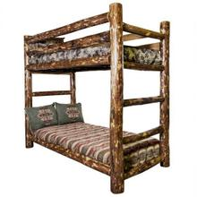 Glacier Country Collection Twin Bunkbed