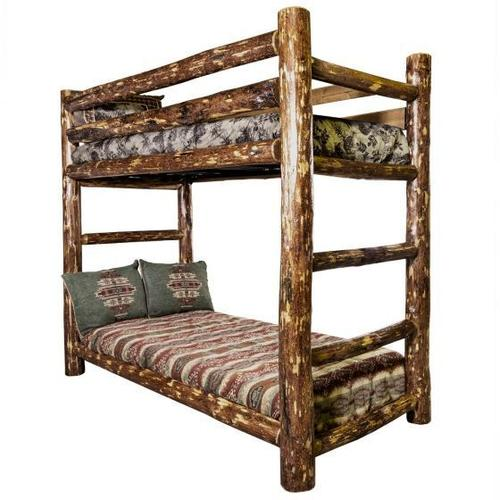 Product Image - Glacier Country Collection Twin Bunkbed