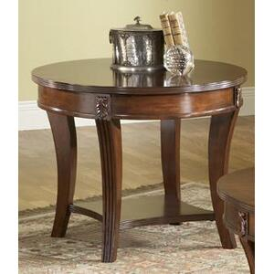 Wellington End Table