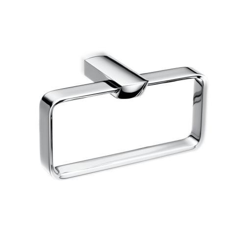 Product Image - Soir©e® Towel Ring - Polished Chrome Finish