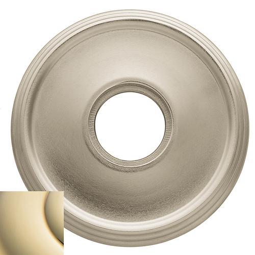 Baldwin - Lifetime Polished Brass 5078 Estate Rose