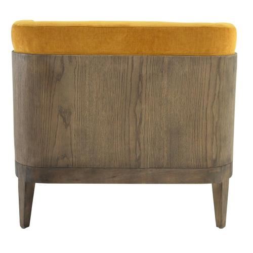 Charlie Accent Chair Amber