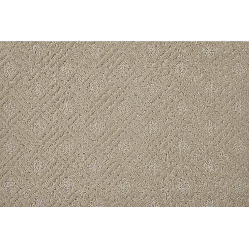 Classique Graphique Grpq Light Taupe Broadloom Carpet