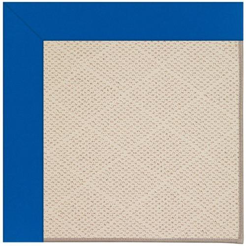 Capel Rugs - Creative Concepts-White Wicker Canvas Pacific Blue - Rectangle - 5' x 8'