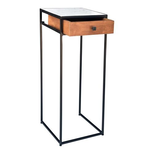 Elton Tall Accent Table