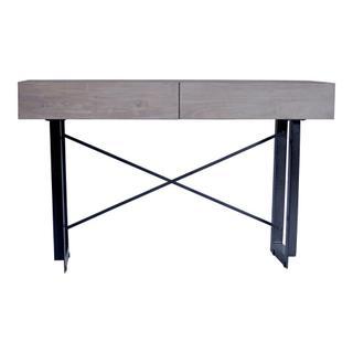 Tiburon Sofa Table Blush