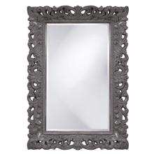 See Details - Barcelona Mirror - Glossy Charcoal