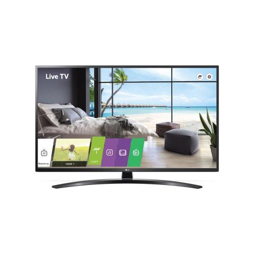"""LG - 65"""" UT570H Series UHD TV for Hospitality & Healthcare with Pro:Centric Direct, Pro:Idoim, EZ-Manager & USB Data Cloning"""
