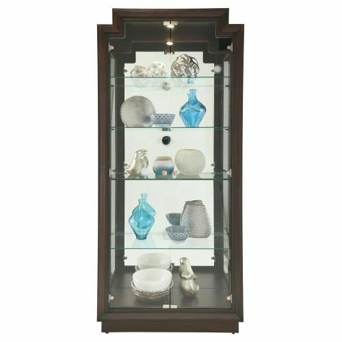 Howard Miller - Howard Miller Bexley Curio Cabinet 680710