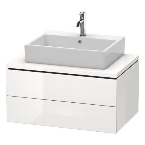Duravit - Vanity Unit For Console, White High Gloss (decor)