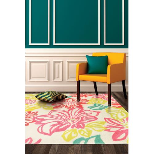 Trio Floral Brights 8ft X 10ft