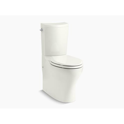 Dune Two-piece Elongated Dual-flush Chair Height Toilet