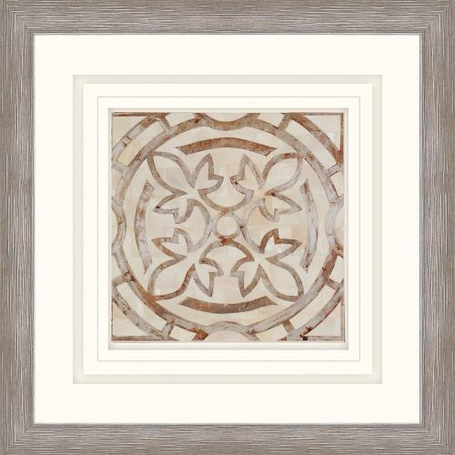 Moroccan Tiles S/4