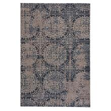 Spencer-Crown Charcoal Machine Woven Rugs