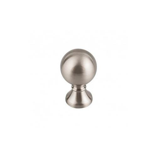 Kara Knob 1 Inch - Brushed Satin Nickel