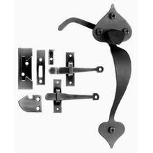 Rim Latch for Interior and Light Exterior Door