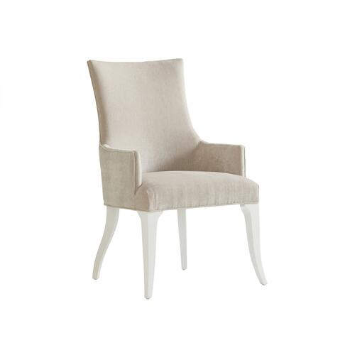 Geneva Upholstered Arm Chair