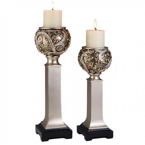 Furniture of America - Estelle Candle Holder Set (4/box)