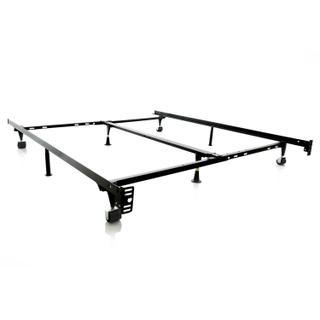 See Details - Low Profile Adjustable Bed Frame Wheels