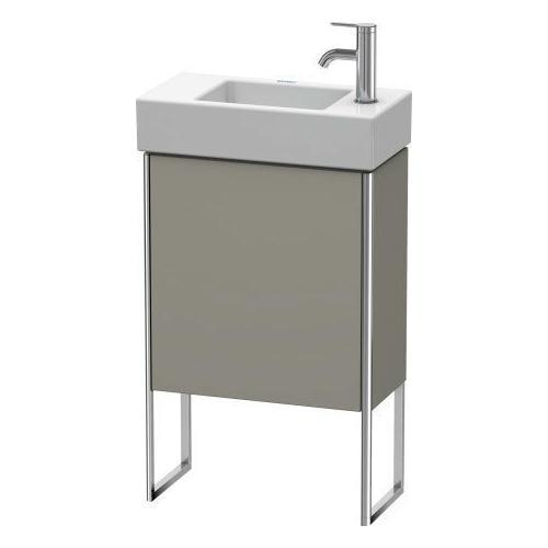 Product Image - Vanity Unit Floorstanding, Stone Gray Satin Matte (lacquer)
