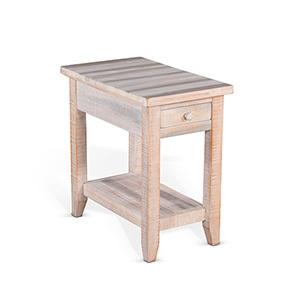 Sunny Designs - Tucson Chair Side Table
