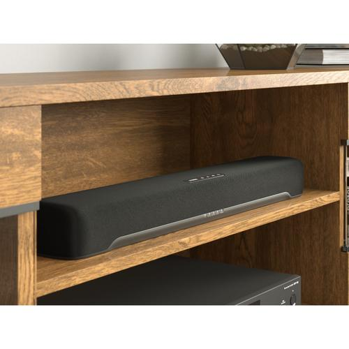 SR-C20ABL Compact Sound Bar With Built-in Subwoofer