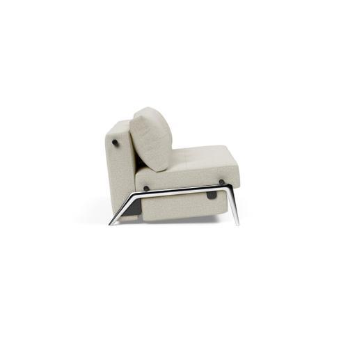 "CUBED 02 SOFA FRONT/MID SEAT, 55""X79""/CUBED 02 SOFA BACK & CUSHIONS, 55""X""79/CUBED LEGS, ALUMINIUM"