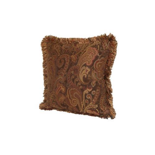 "Omnia Furniture - 18"" Square Pillow"