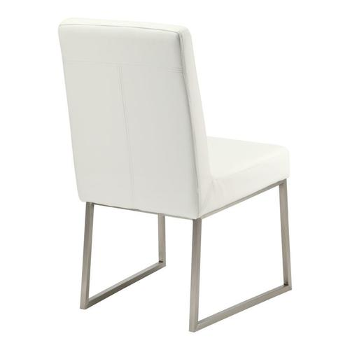 Tyson Dining Chair White-m2