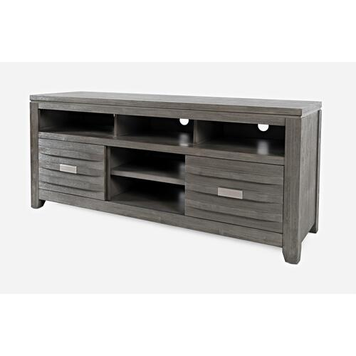 "Altamonte 60"" Console - Brushed Grey"