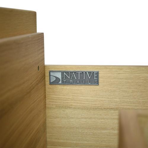 Solace 30-inch Vanity in Midnight Oak