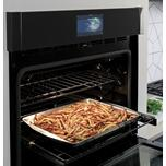 "GE Profile 30"" Smart Built-In Convection Single Wall Oven with No Preheat Air Fry and Precision Cooking"