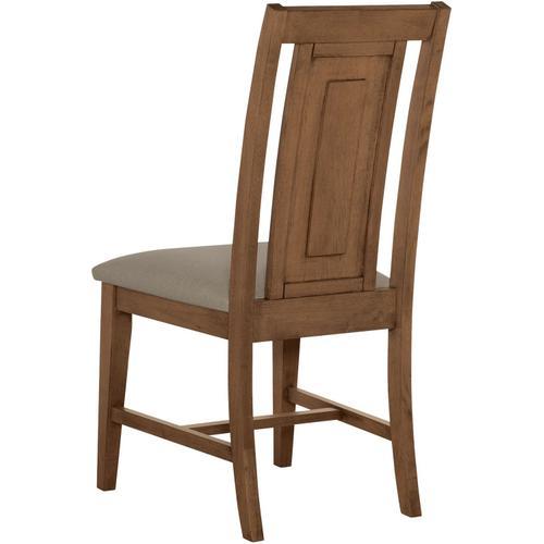 Prevail Chair in Bourbon