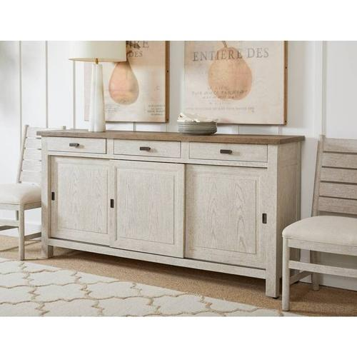 Stanley Furniture - Portico Buffet - Shell