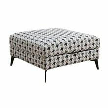 ACME Crocosmia Ottoman (Storage) - 53102 - Pattern Fabric