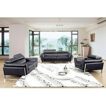 Product Image - Divani Casa 798 - Modern Italian Leather Sofa Set
