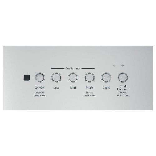 """20"""" Custom Hood Insert w/ Dimmable LED Lighting"""