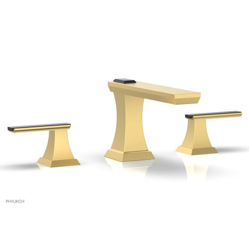 WAVELAND Widespread Faucet - Burnished Gold