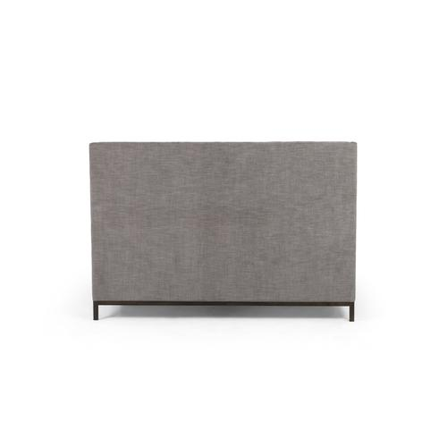 """Four Hands - Queen Size Harbor Grey Cover Newhall Bed - 55"""""""