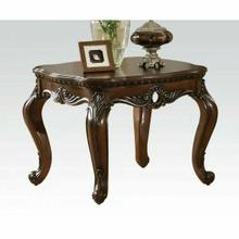 ACME Remington End Table - 80065 - Brown Cherry