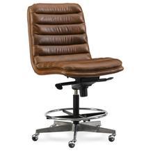 Home Office Wyatt Executive Swivel Tilt Chair (Tall Desk)