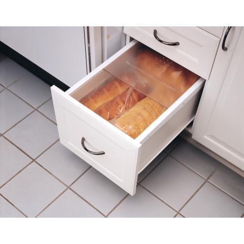 Rev-A-Shelf - BDC-200-20 - Small Bread Drawer Cover Kit (Translucent)