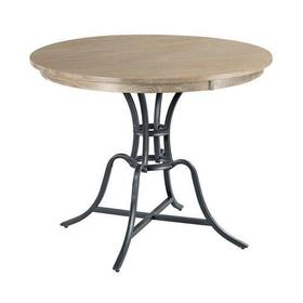 """The Nook 44"""" Round Counter Height Table - Complete"""