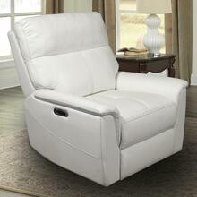 View Product - REED - PURE WHITE Power Recliner