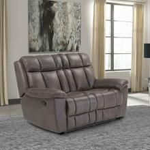 GOLIATH ARIZONA BROWN Manual Loveseat