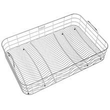 """See Details - Elkay Stainless Steel 23"""" x 15"""" x 7"""" Rinsing Basket"""