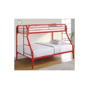 Coaster - Morgan Twin over Full Metal Bunk Bed
