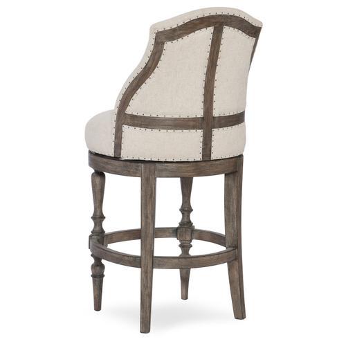 Hooker Furniture - Kacey Deconstructed Counter Stool