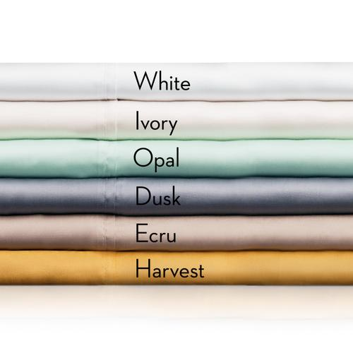 TENCEL® King Pillowcase Ivory