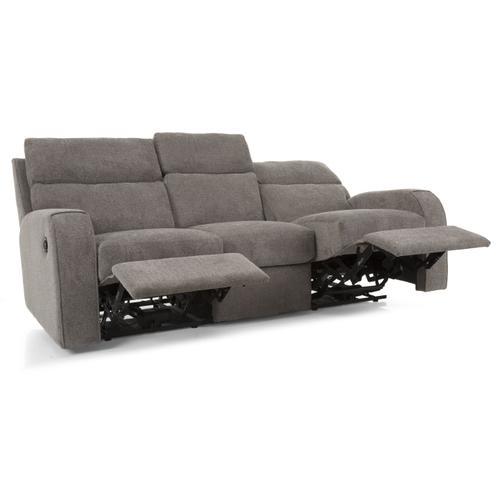 M844PTG Power Tilt Glider-Swivel Chair